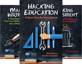 Hack Learning Series (23 Book Series)