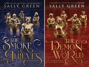 The Smoke Thieves (2 Book Series)