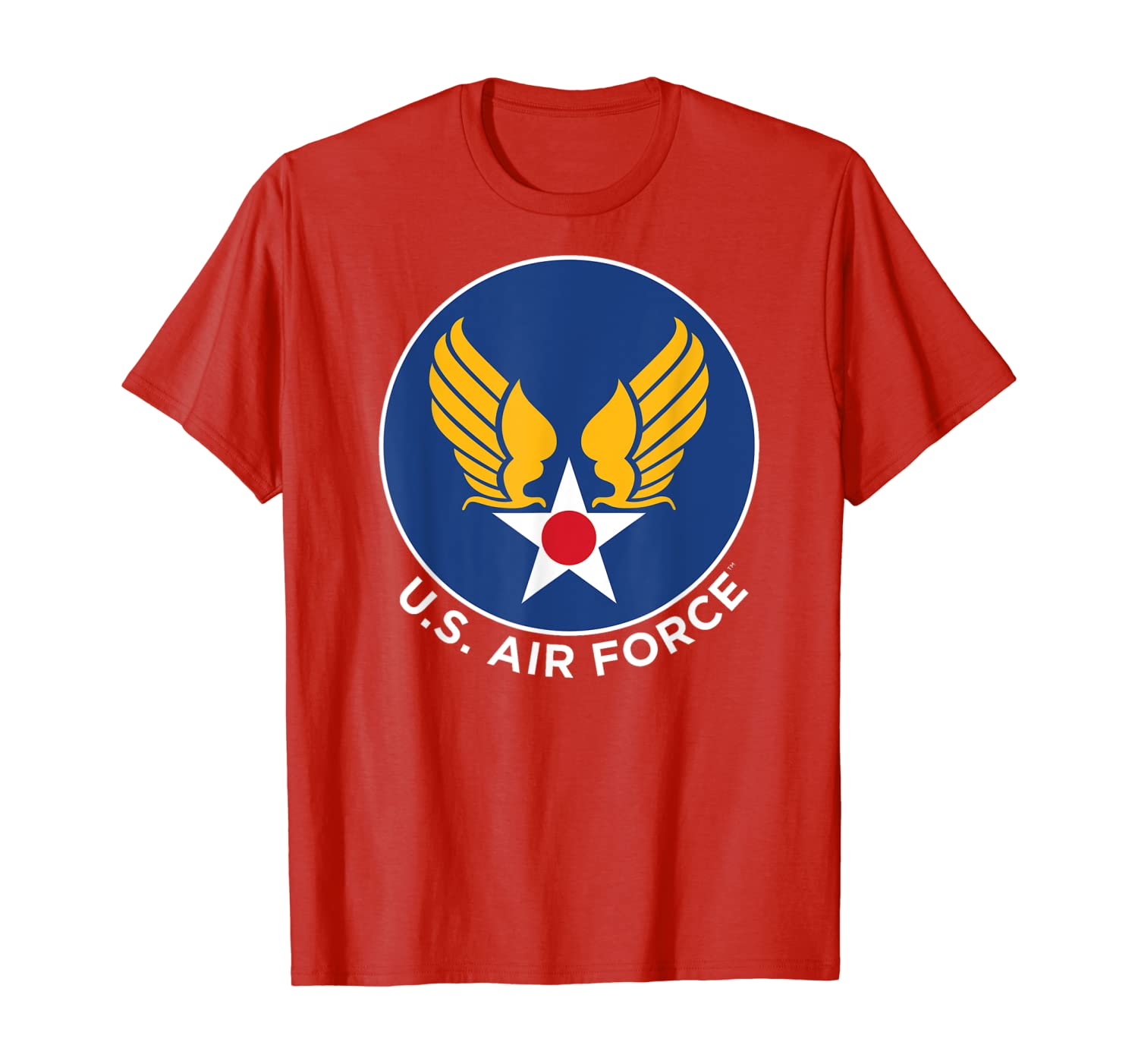 Amazon Com Marvel Captain Marvel U S Air Force Badge Graphic T Shirt Clothing Captain america's uniform were sets of uniforms used by captain steve rogers which served as his outfit during his superhero exploits. marvel captain marvel us air force badge graphic t shirt