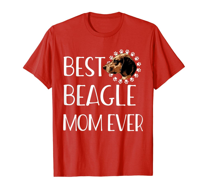 Beagle T Shirt Best Beagle Mom Beagle Dog Owner Gift - Store T Shirts
