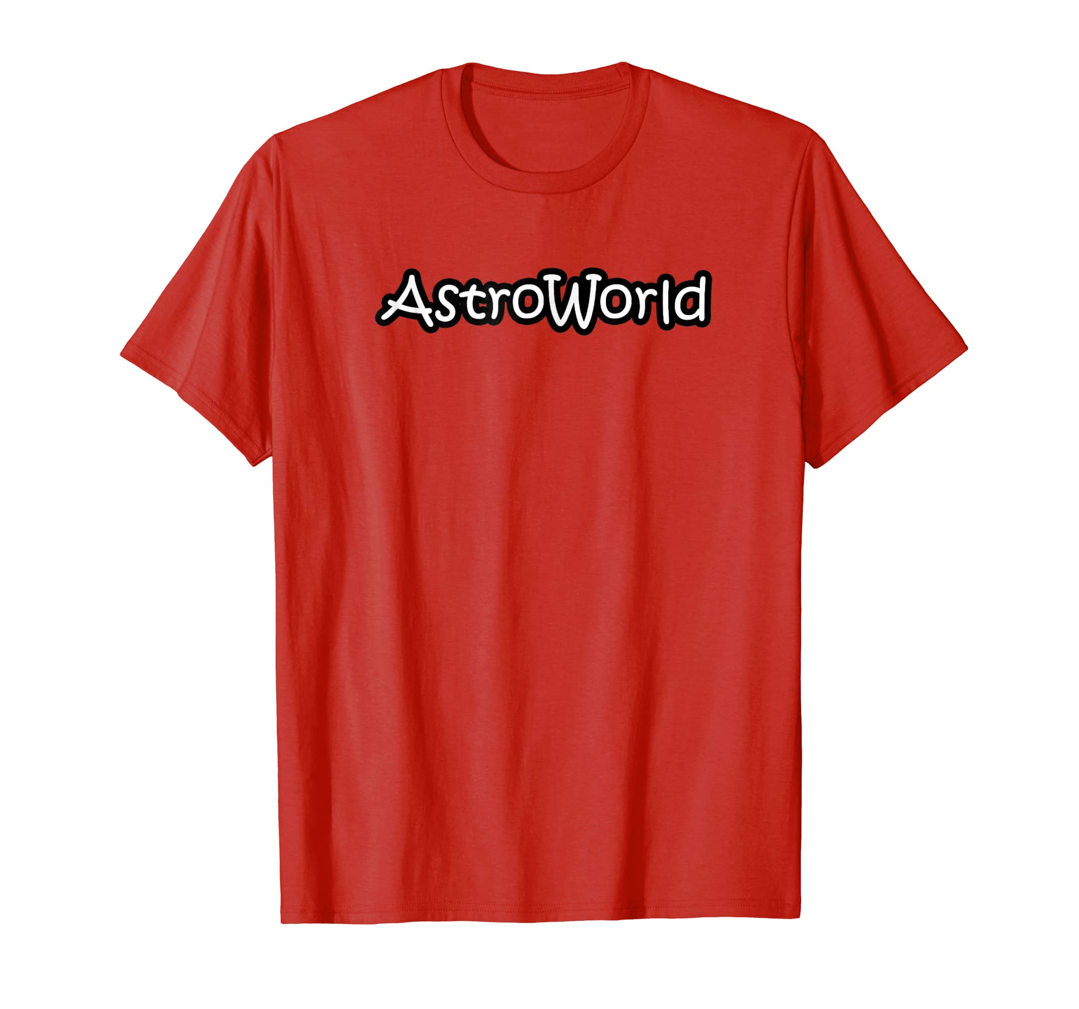 Astroworld T Shirts-mt