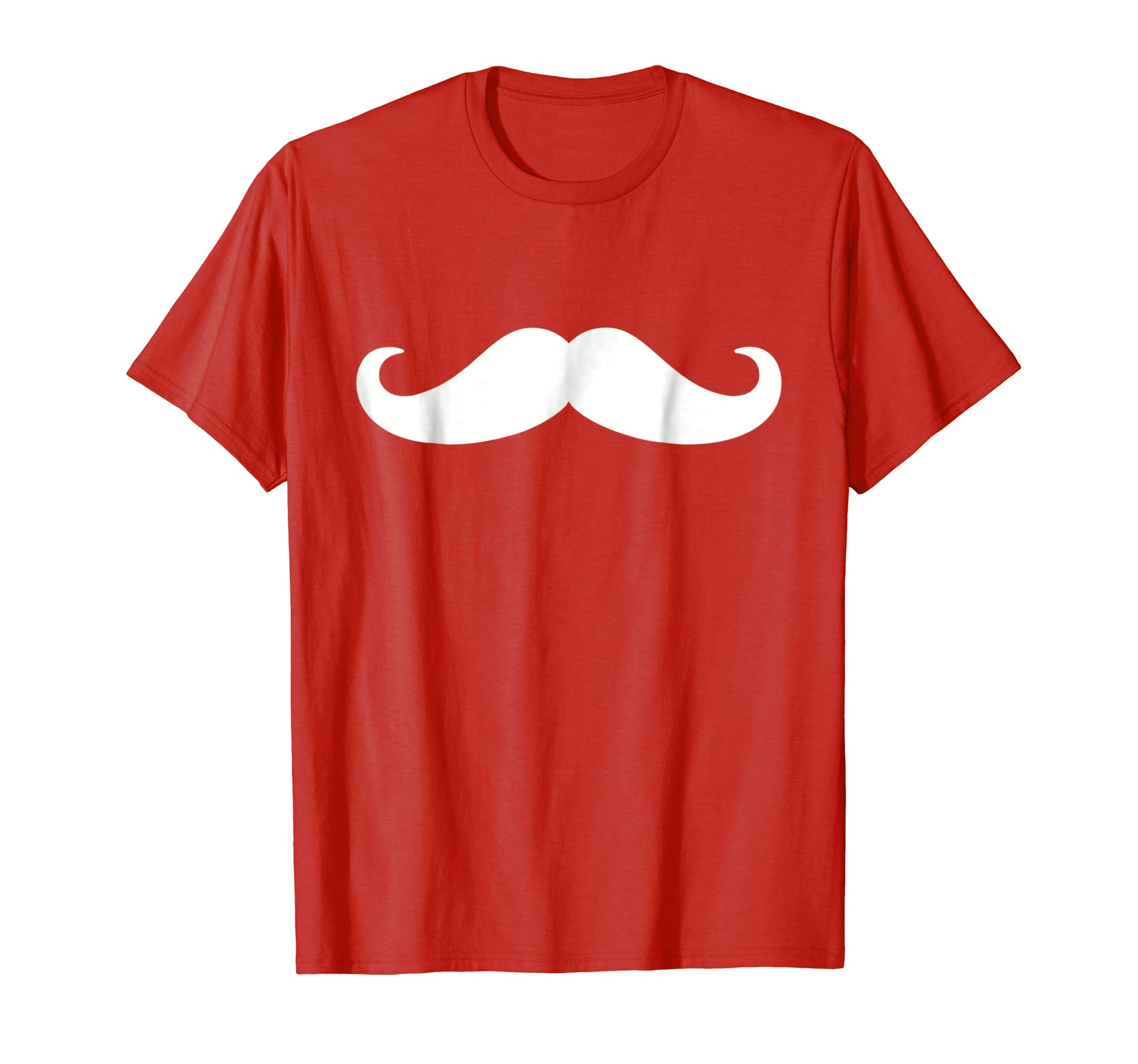 Mustache T-Shirt-Awarplus