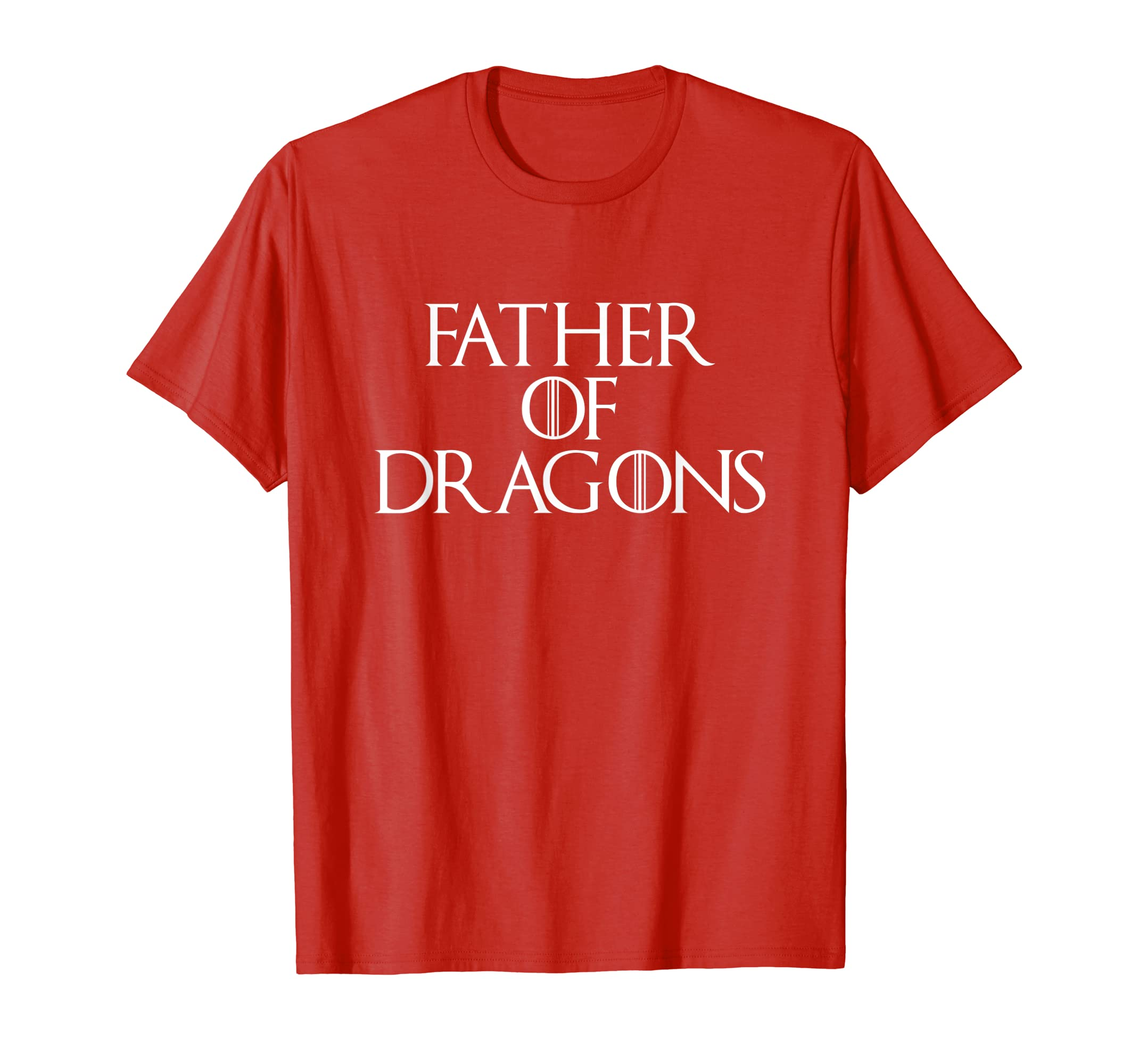 Father of Dragons Matching Family Pajama T-Shirt-Yolotee