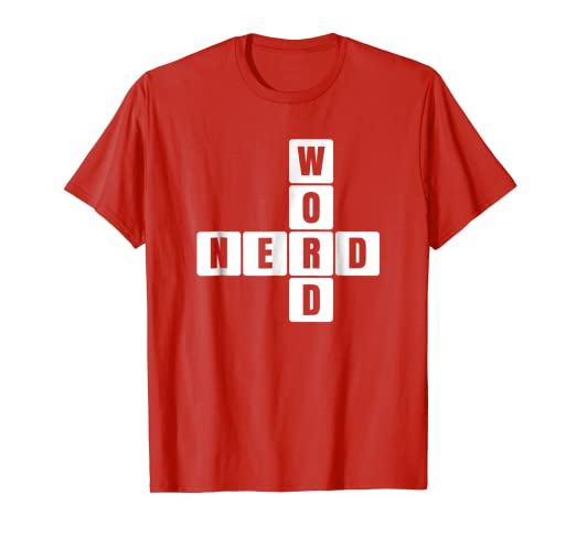 de19f4f45 Image Unavailable. Image not available for. Color: Crossword Puzzle Themed  Gift T Shirt ...