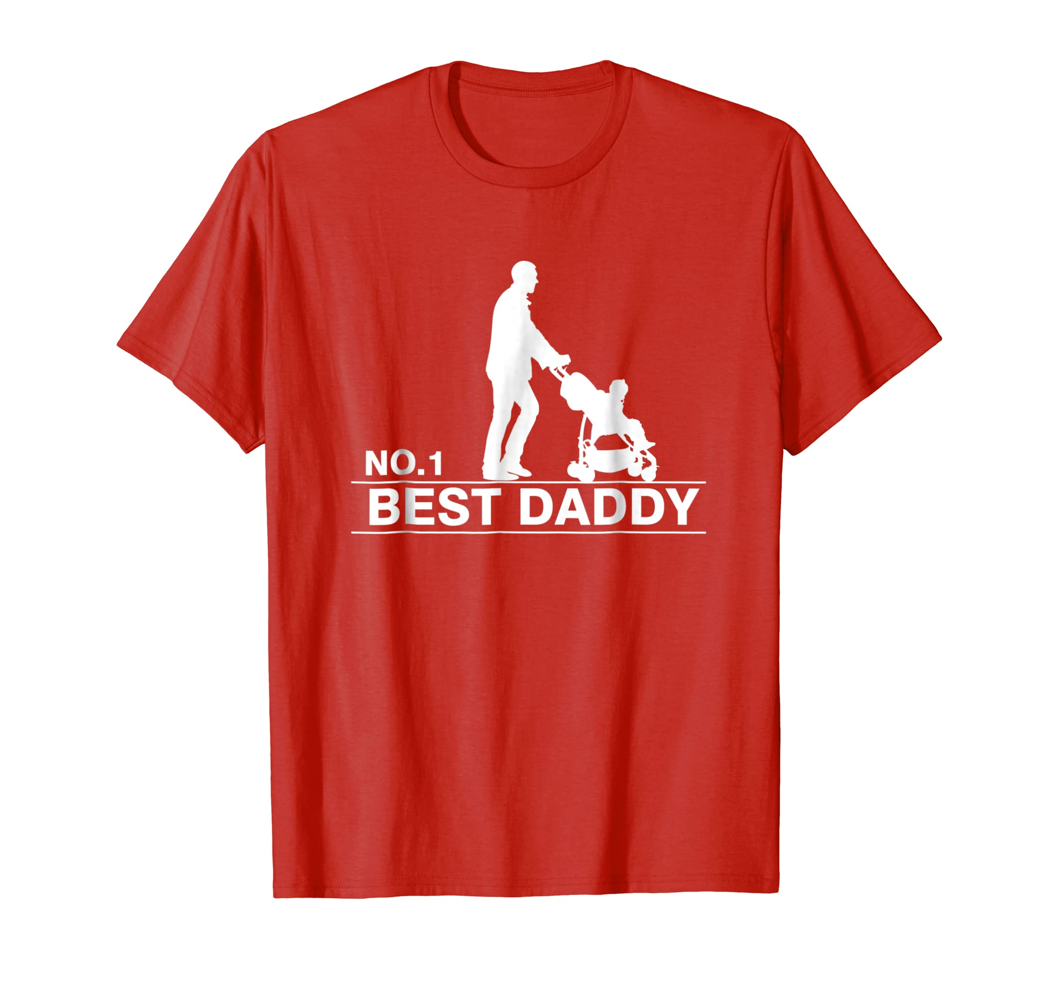 dba50a2e No.1 Best Dad T-Shirt Funny Cool Gift For Father's Day Idea- TPT - Best  Selling T-Shirts