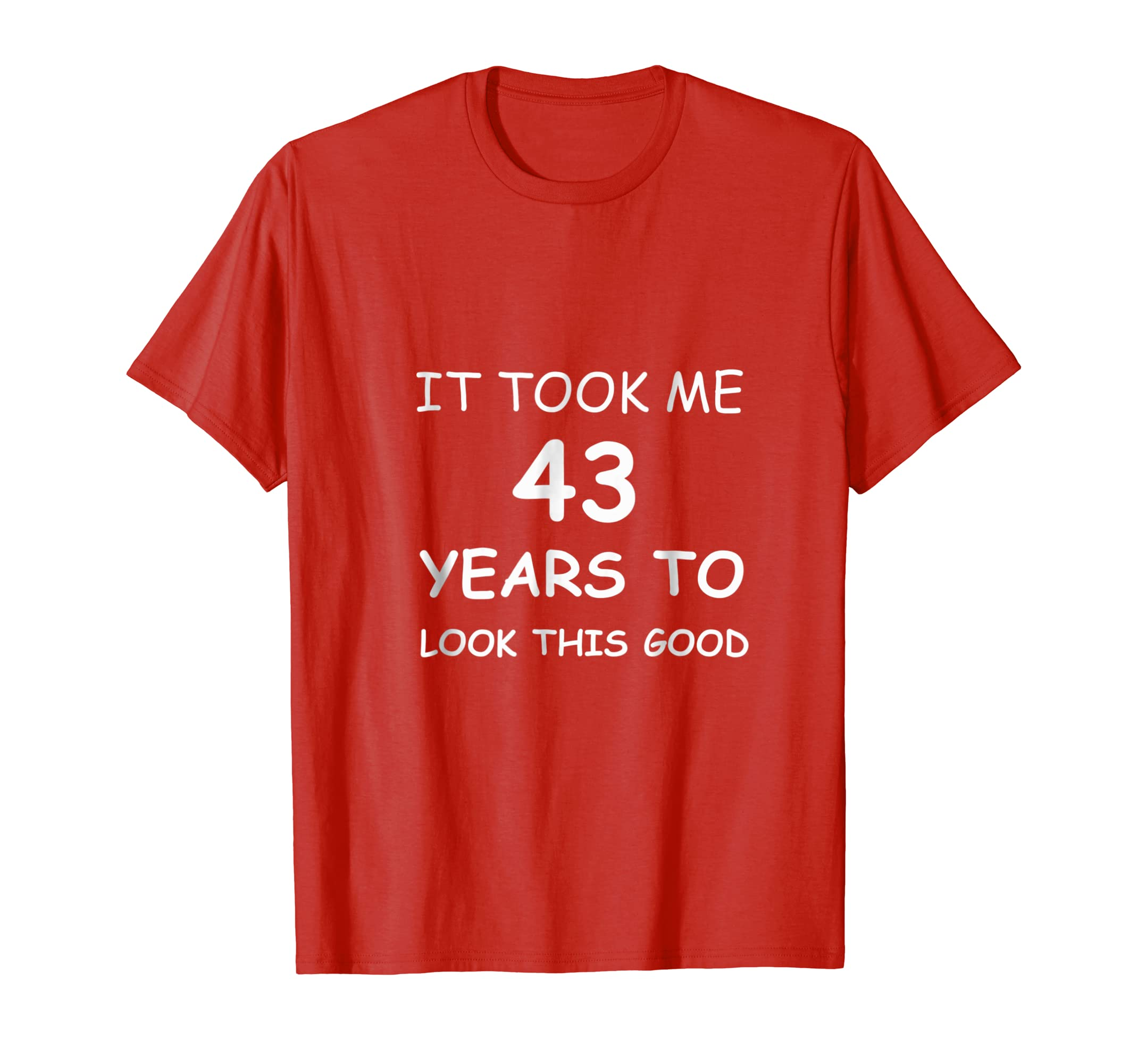 Amazon 43 Year Old Birthday Gifts For Men Rd Tshirt Clothing