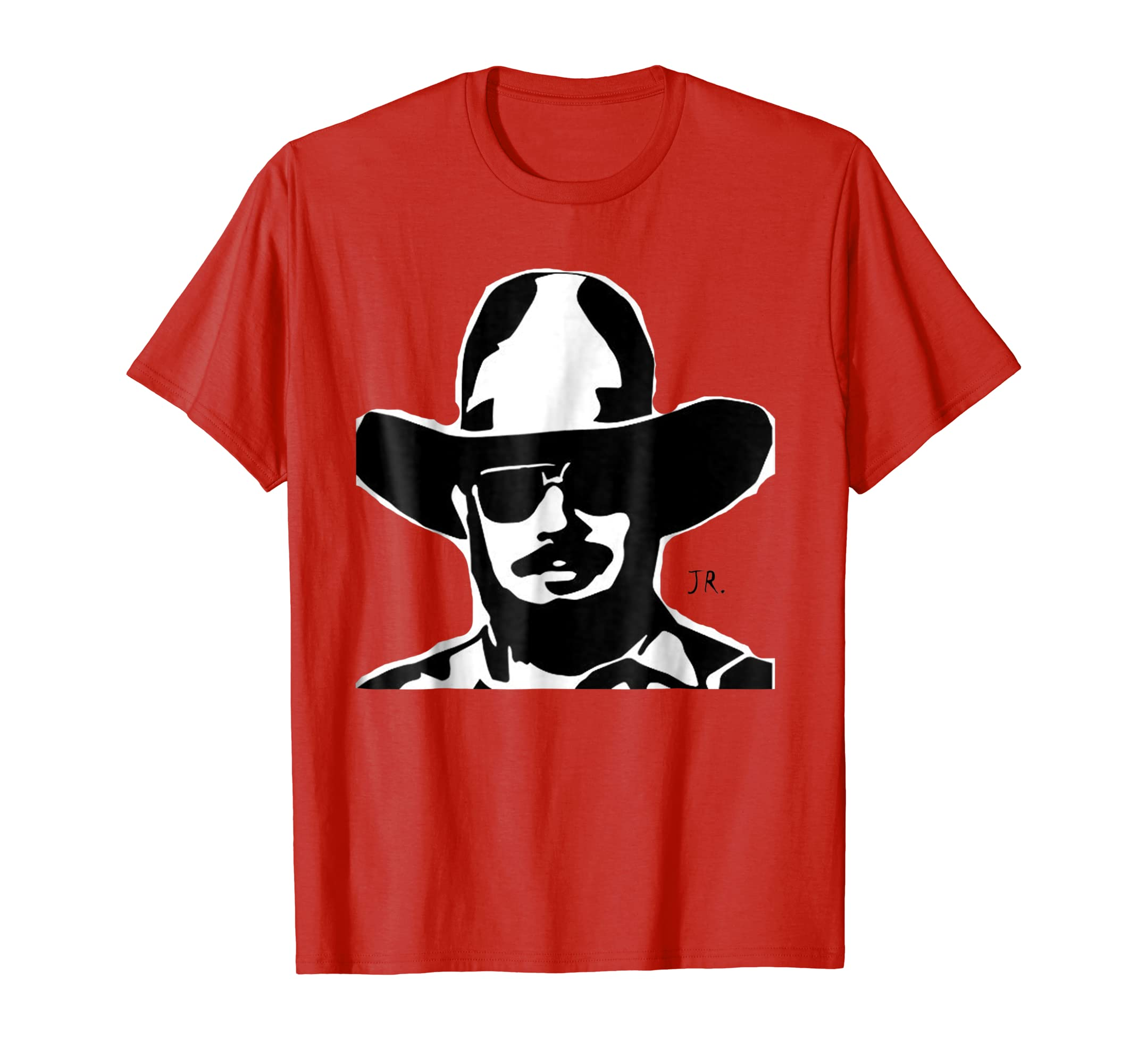 a1111825 Awesome Hank Jr Country Music Shirt-Colonhue