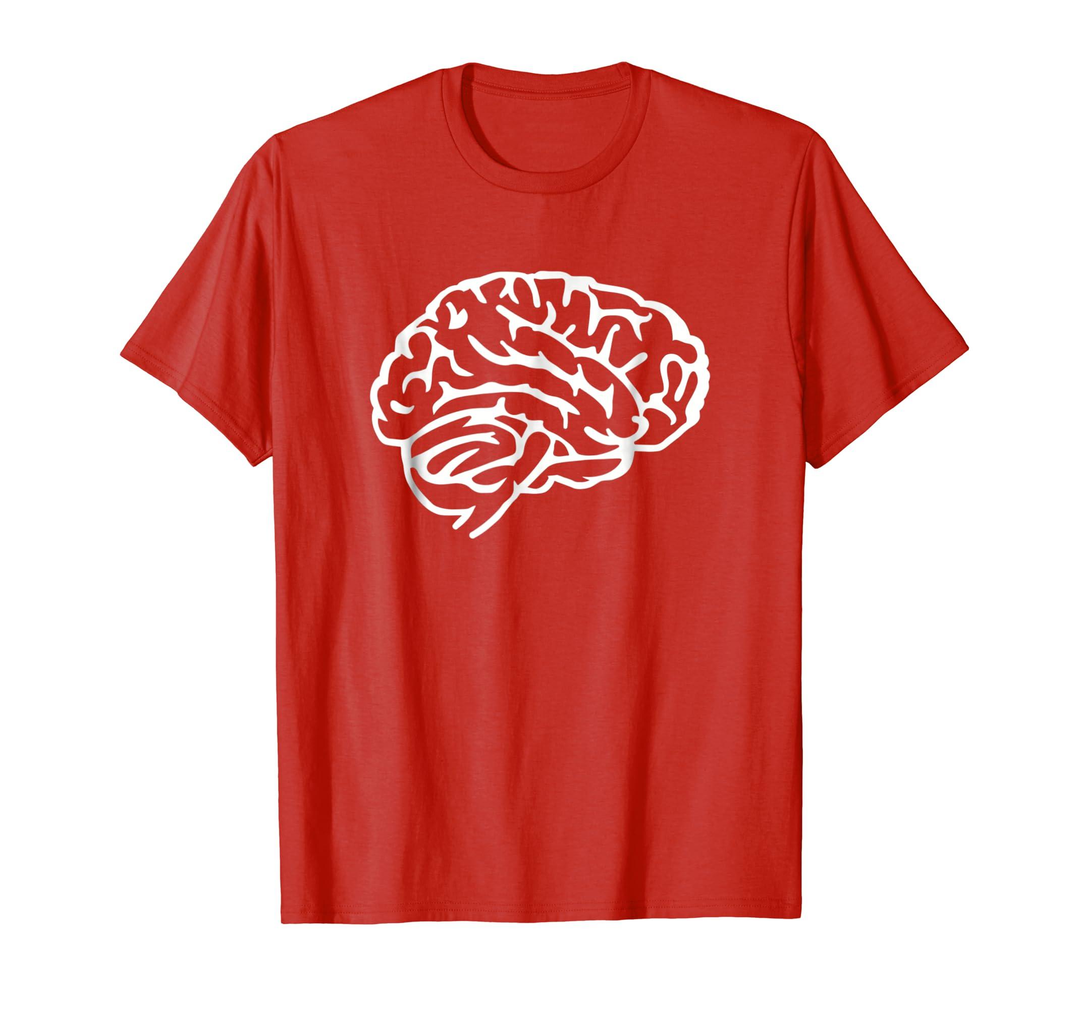 Brain T Shirt-Bawle