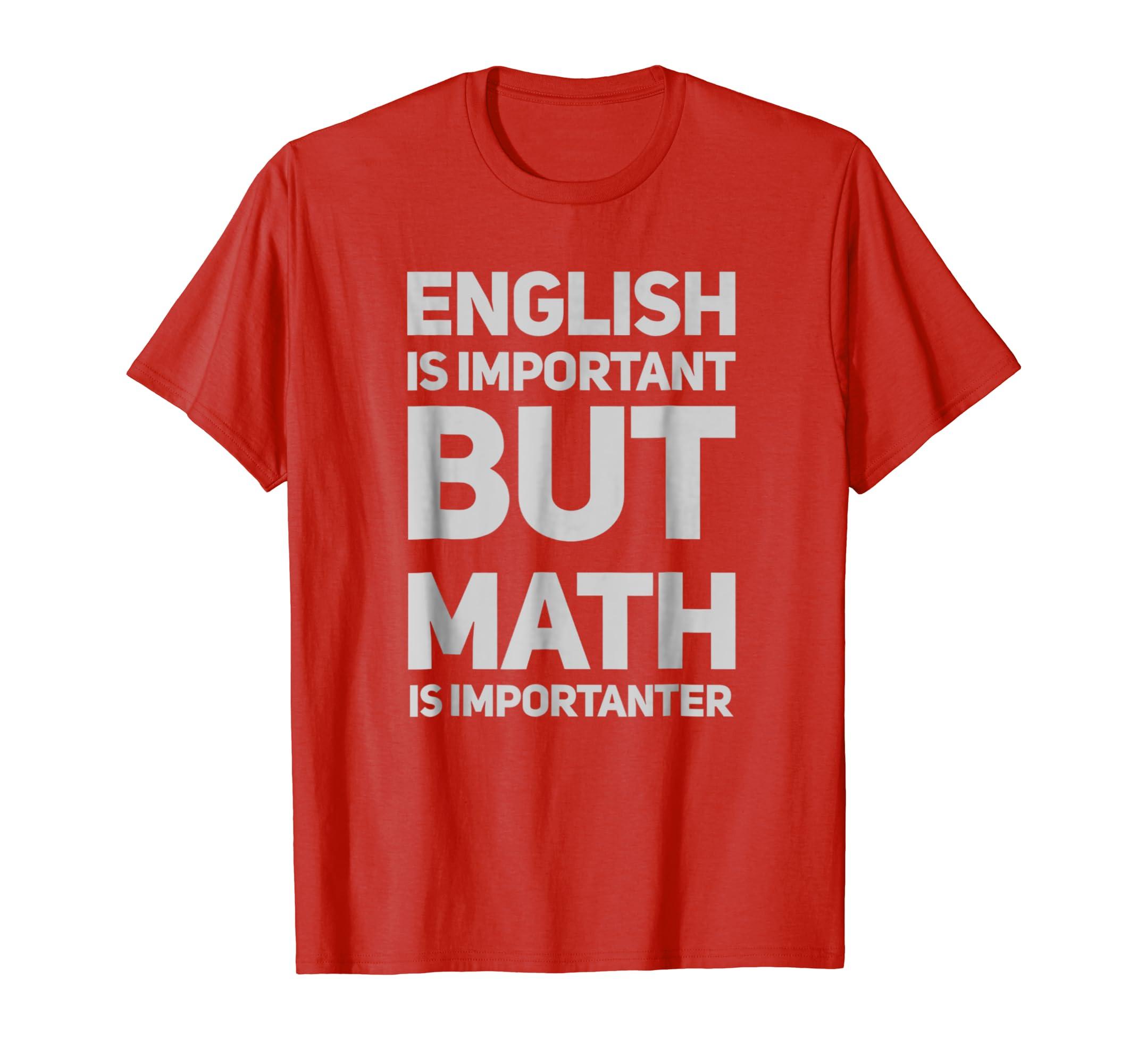 Funny Math Science T Shirt Nerd Gift Idea Birthday Hoodie Sweatshirt