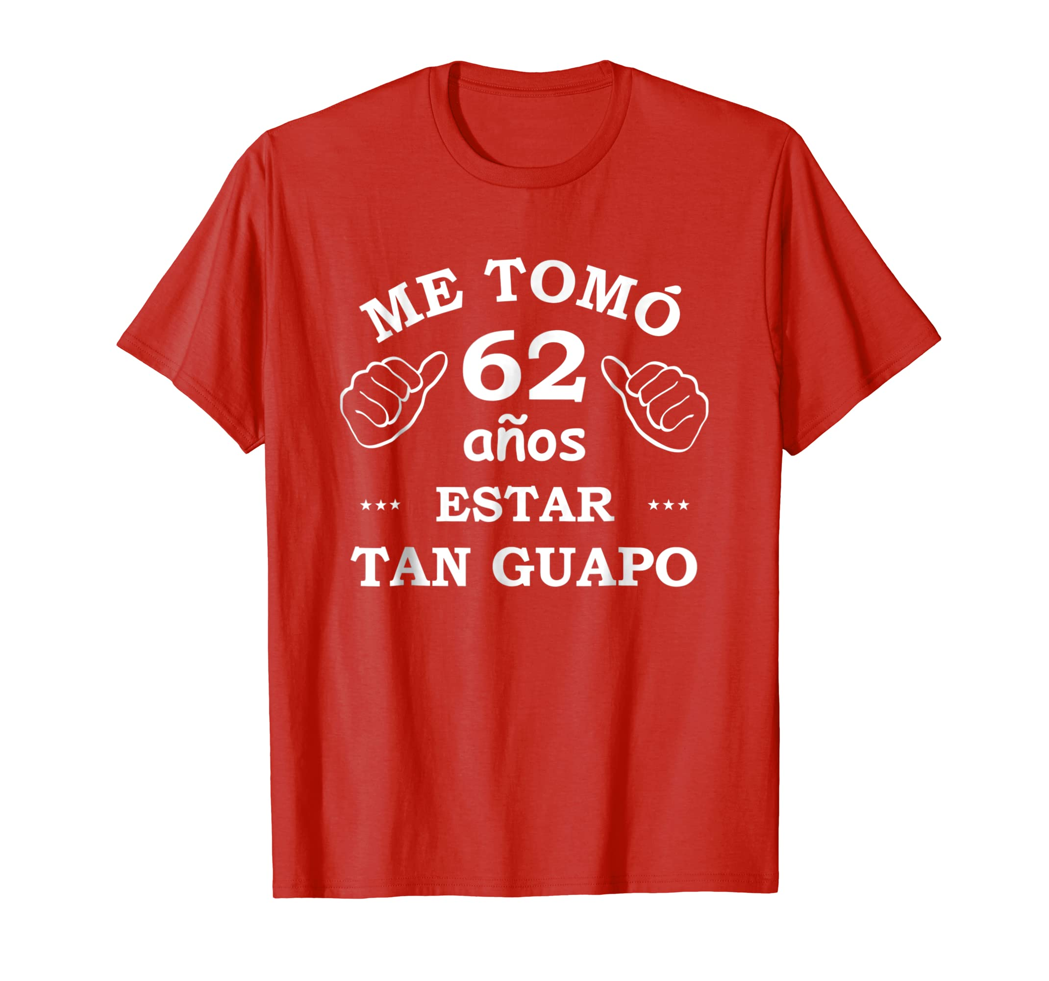 Amazon.com: Mens Camiseta de Cumpleanos 62 Hombre - Birthday ...