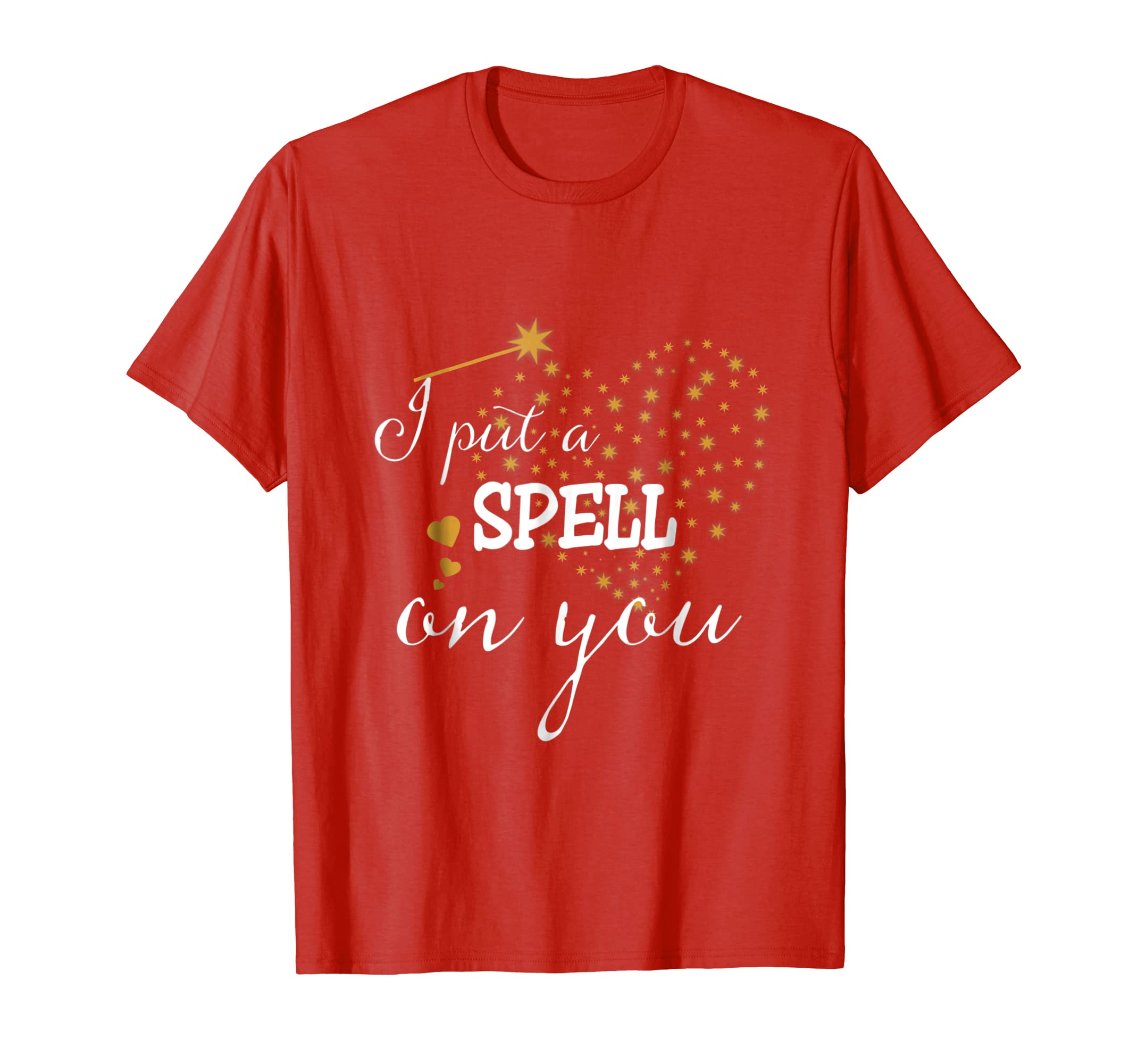 I Put a Spell on You T Shirt   Halloween funny gift-Bawle