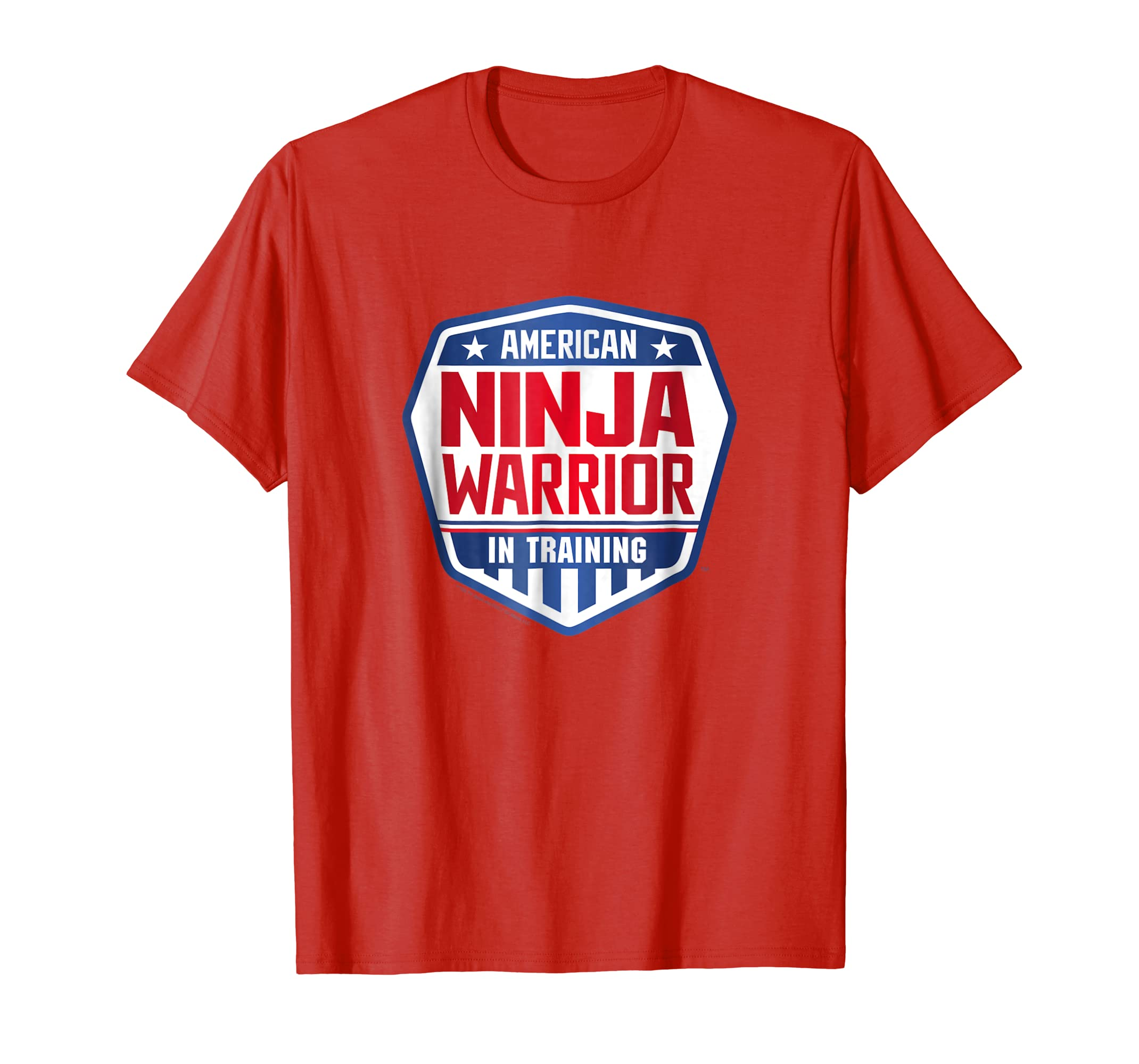 American Ninja Warrior In Training Comfortable T Shirt-azvn