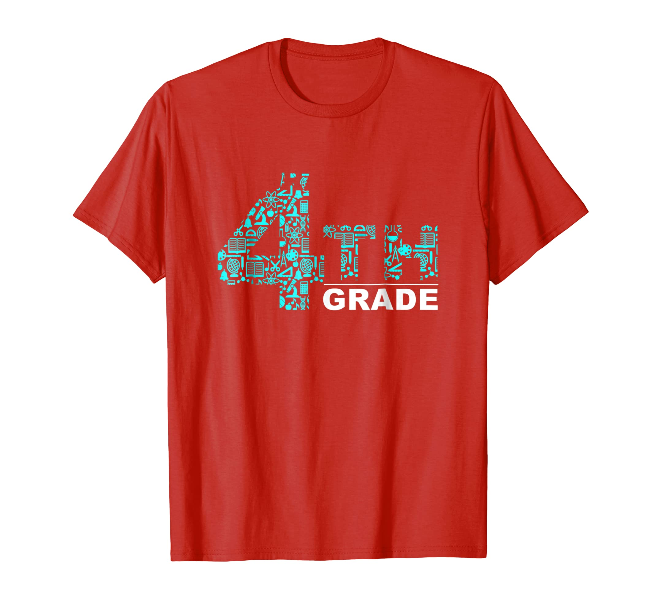 Fourth Grade Tee Shirt For Teachers & Students Of 4th Grade-Teesml