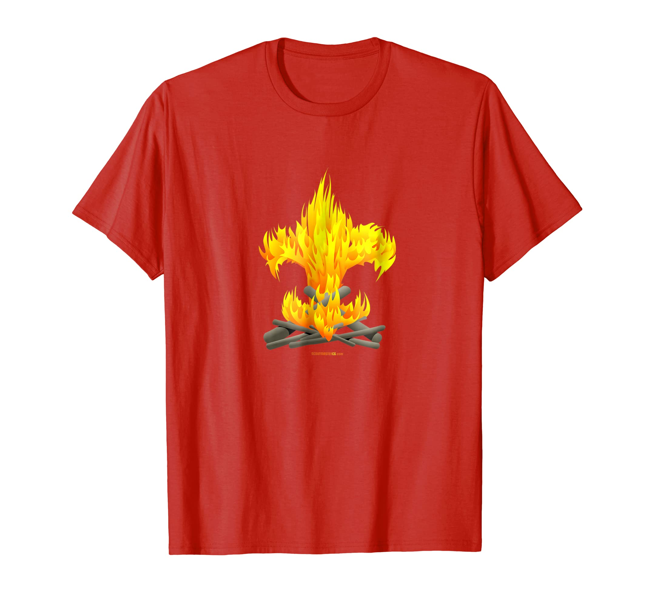 Amazon Fire Tee Original Design Clothing