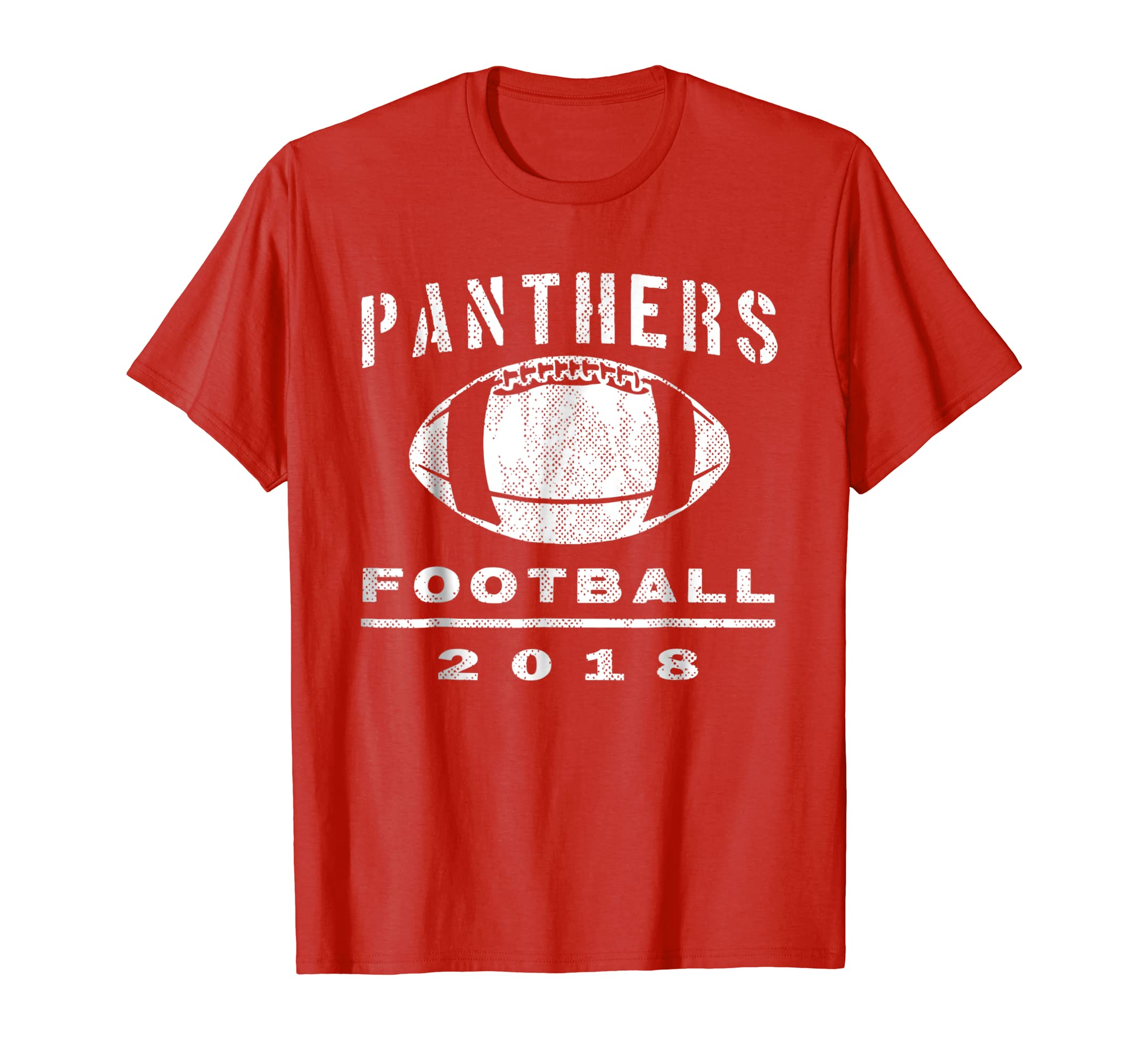 Panthers Football 2018 T-Shirt Youth Team High School-SFL
