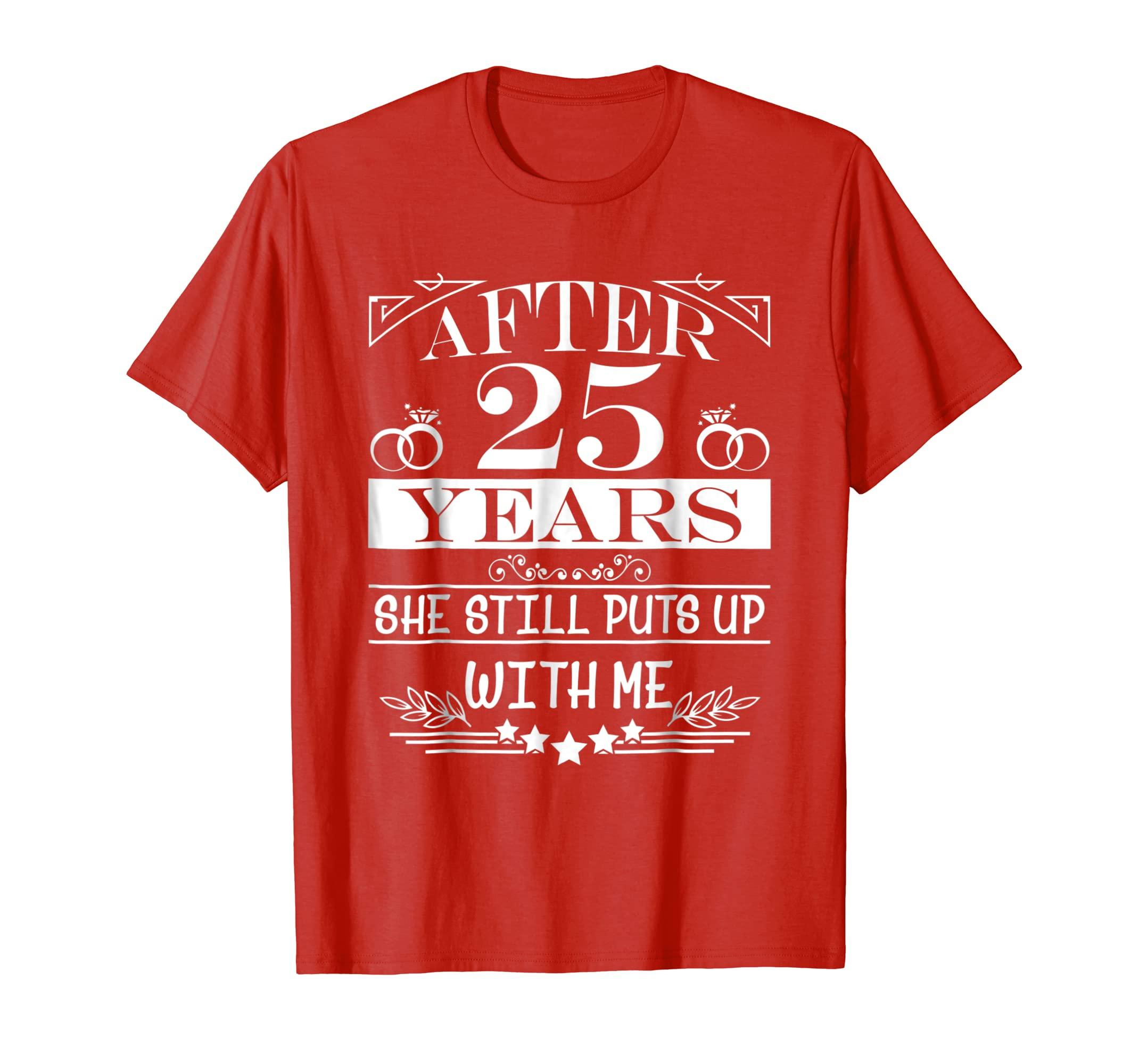 Amazon.com: 25th Wedding Anniversary Gifts For Him/Husband. Couple ...