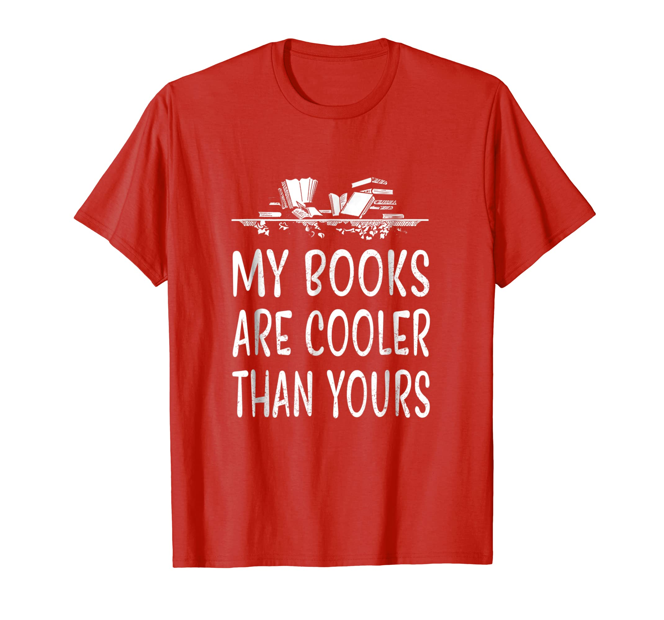 Book My Books Are Cooler Than Yours-azvn