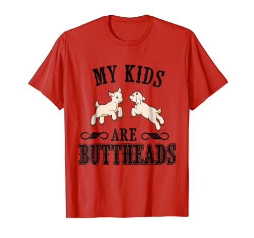 07799e8b Amazon.com: My kids are buttheads funny t-shirt gift awesome: Clothing
