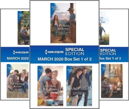 Harlequin Special Edition Box Sets (151-186) (36 Book Series)