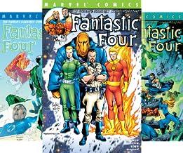 Fantastic Four (1998-2012) (51-100) (50 Book Series)