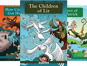 Irish Myths & Legends In A Nutshell (21 Book Series)