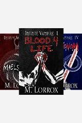 Infinite Vampire (3 Book Series) Kindle Edition