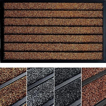 Door Mat - Welcome Mat - Door Mats Outdoor - 18x30 Doormat - Front Door Mats Outdoor - Outdoor Mat - Fall Door Mat - Entryway Rug - Front Door Mat - Welcome Mats Outdoor - Brown Door Mat