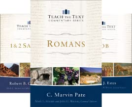 Teach the Text Commentary (21 Book Series)