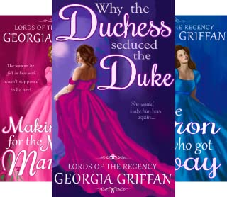 Lords of the Regency (3 Book Series)