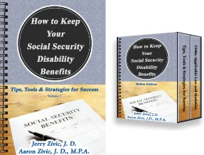How to Keep Your Social Security Disability Benefits (2 Book Series)