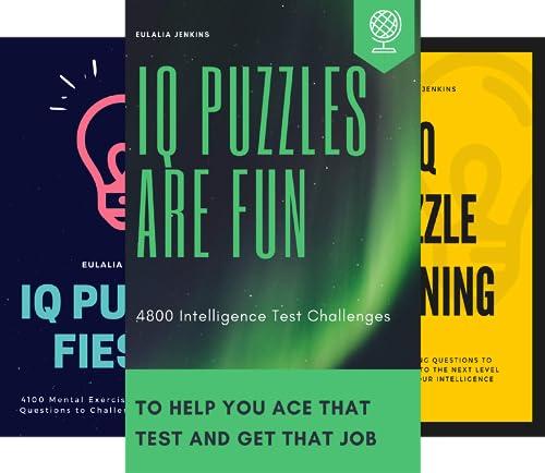 IQ Test Prep Season 2 (20 Book Series)
