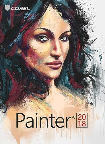 Corel Painter 2018 Upgrade [Téléchargement]