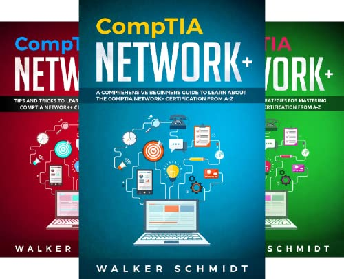 CompTIA Network+ (3 Book Series)