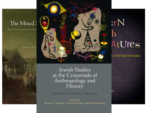 Jewish Culture and Contexts (38 Book Series)