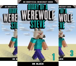 Werewolf Steve (3 Book Series)