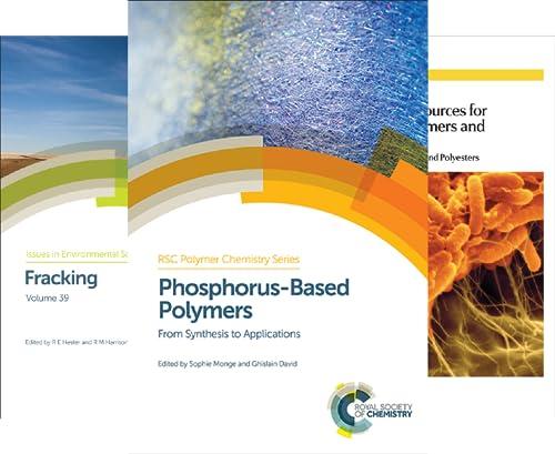 Polymer Chemistry (14 Book Series)