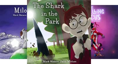 Mark Watson Children's Books (4 Book Series)