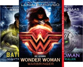 DC Icons (5 Book Series)