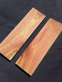 Aromatic Red Cedar Knife Scales/Gun Grips. Also called Eastern Red Cedar.