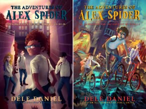 The Adventures of Alex Spider (2 Book Series)