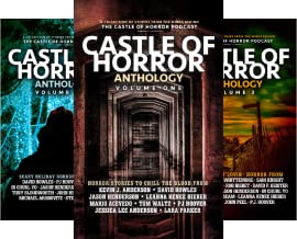 Castle of Horror Anthology (6 Book Series)