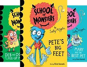 School of Monsters (8 Book Series)