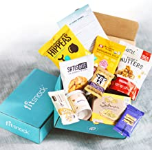 Fit Snack - Healthy Snack Subscription Box - The World's Healthiest, Best-Tasting Brands, Monthly Workouts and Nutrition T...