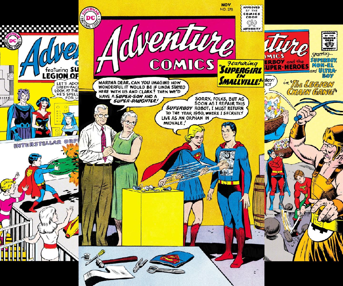 Adventure Comics (1935-1983) (Issues) (48 Book Series)
