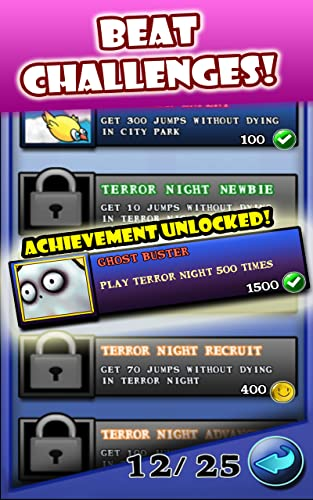 『Flapped Birds: Jump Adventure - Juega gratis』の6枚目の画像