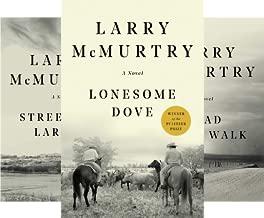 Lonesome Dove (4 Book Series)