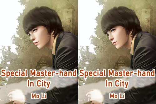 Special Master-hand In City (2 Book Series)