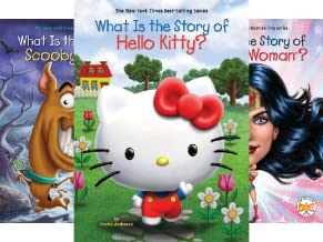 What Is the Story Of? (9 Book Series)