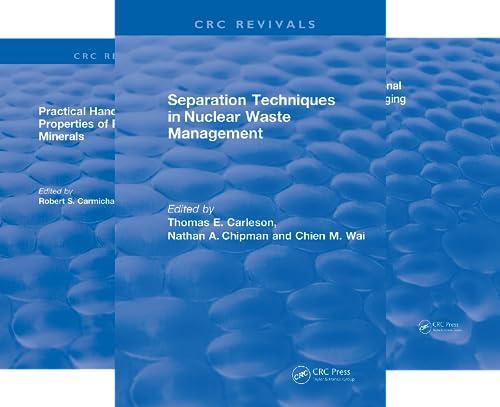 CRC Press Revivals (101-149) (49 Book Series)