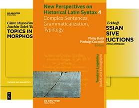 Trends in Linguistics. Studies and Monographs [TiLSM] (151-200) (50 Book Series)
